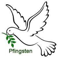 Symbol Pfingsten
